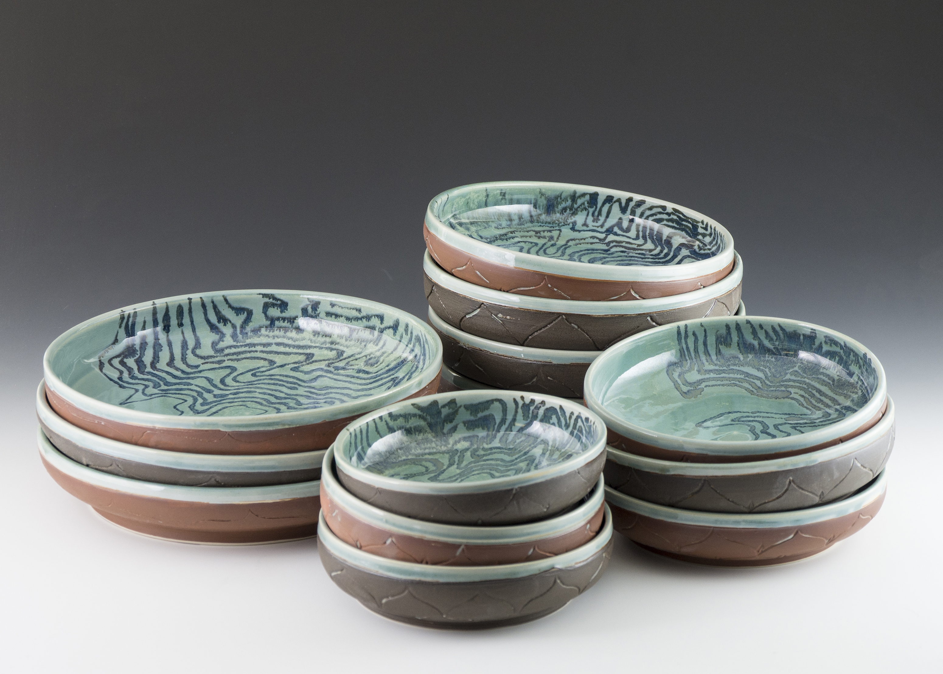 Assorted Bowls - 2016